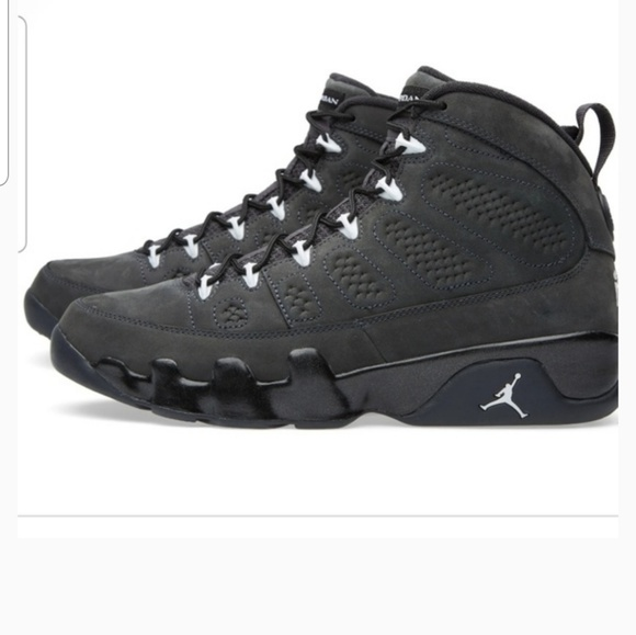 Jordan Other - Air Jordan Retro 9 Anthracite black charcoal grey